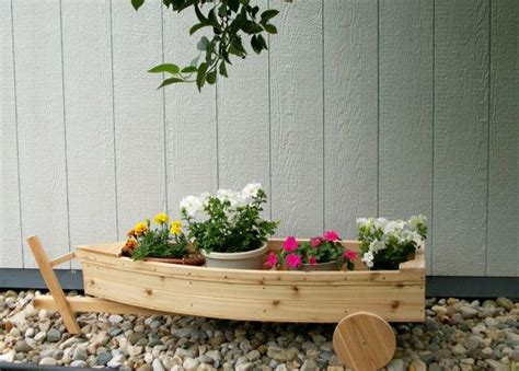 sailboat planter learn