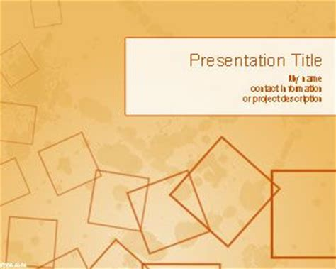 math themes for powerpoint 2010 squares powerpoint template