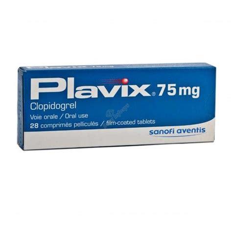Plavix 75mg Eceran plavix 75mg buy at druginfosys net