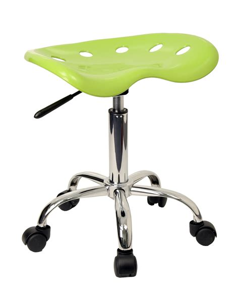adjustable bar stool on wheels green backless adjustable tractor bar stool seat on wheels of a gallery of funky tractor seat