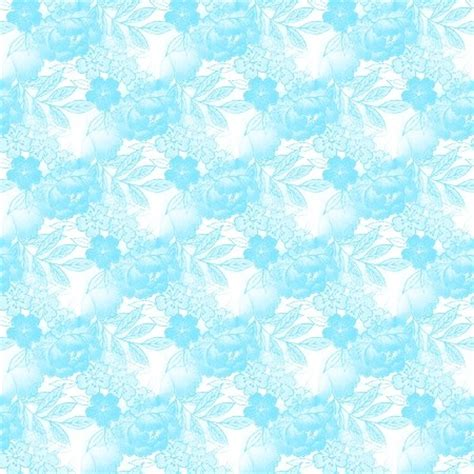 wallpaper pattern blue and white light blue pattern wallpaper light blue and white floral2