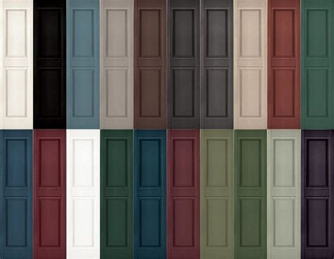 shutter colors best 25 painting shutters ideas on shutter