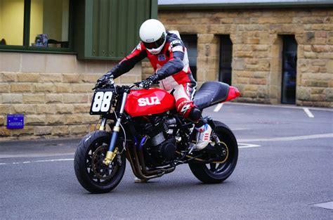 Suzuki Racer Racing Caf 232 Suzuki Gsx 1100 By Racefit