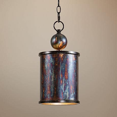 Uttermost Albiano Rectangle 2 Light Pendant Uttermost Albiano Cylindrical 1 Light Mini Pendant T2887 Www Lsplus