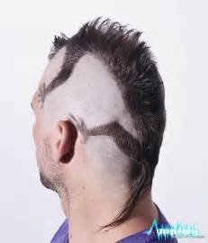 getting mohawk haircuts a funky men s mohawk haircut this hairstyle is a mohawk