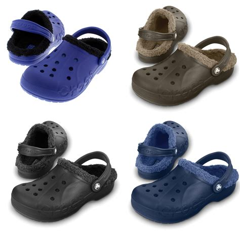 croc house shoes crocs house shoes 28 images mens crocs mammoth collar brown crocs unisex baya