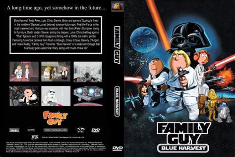 film blue harvest family guy blue harvest tv dvd custom covers family