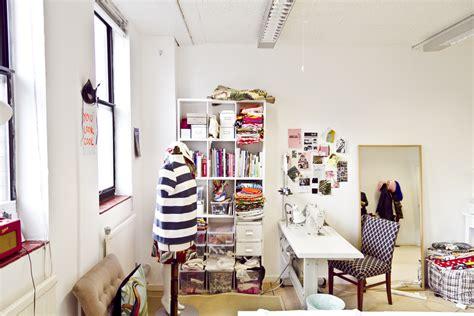 design fashion by using a fashion studio studio visit emily millichip future positive