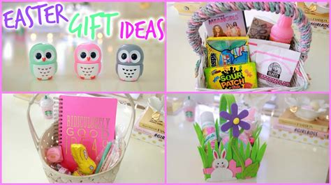 easter present ideas easter basket ideas easter gift ideas youtube