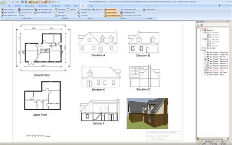 Visual Building 3d Home Design Software Free Visual Building Home