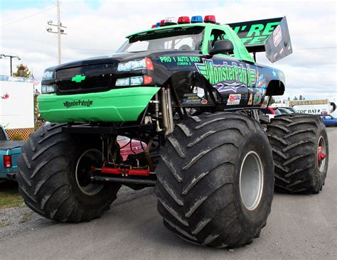 monster truck wallpaper crazy monstertrucks