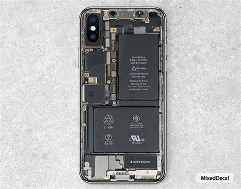 tear  styled iphone  skin gadgetsin