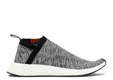Adidas Nmd Cs2 Pk Black Glitch adidas nmd cs2 pk primeknit quot glitch quot black white bz0515 uk official