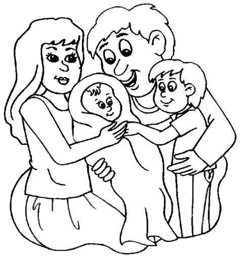 baby coloring pages coloringpages1001 com