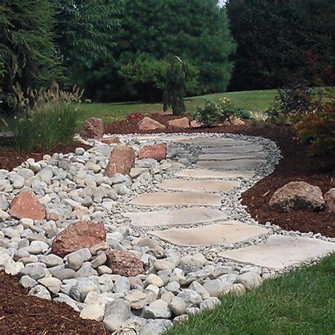 Cheap Garden Rocks 7 Affordable Landscaping Ideas For 1 000 Huffpost