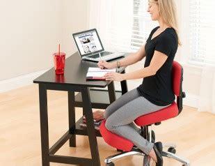 Relax The Back Kneeling Chair Ergonomic Office Standing Desks Relax The Back
