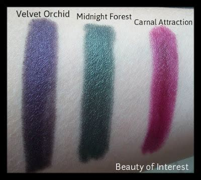 by terry rouge terrybly part 4 carnal attraction bare beauty of interest by terry fall 2012 luxuriant collection