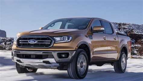 2019 Ford Ranger by Ford S 2019 Ranger Unveiled With Automatic Emergency Brakes