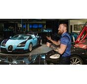 Conor McGregor Shows Off His CAR COLLECTION  Muscle Cars