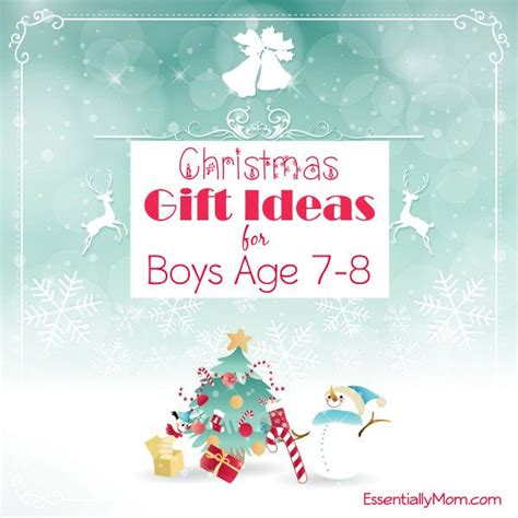 cool christmas gift ideas for boys age 7 8 toy holidays