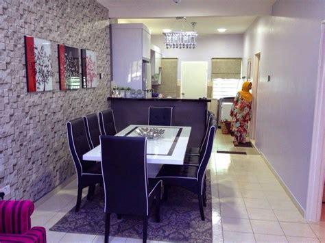 warna hiasan tips dekorasi bagi rumah flat  apartment