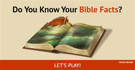Do You Remember Your Chocolate Info by Do You Your Bible Facts Trivia Quiz Quiz Club