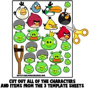 angry birds magnet kids crafts amp activities