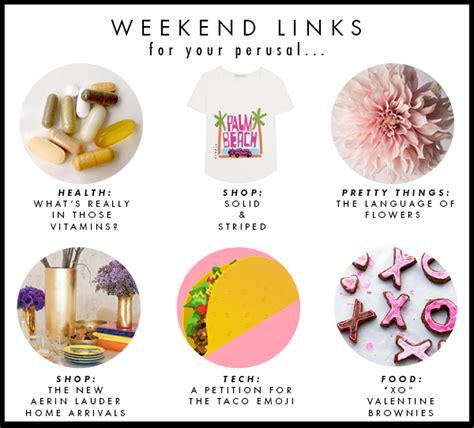 Weekend Links by Happy Weekend Links Luella June Bloglovin