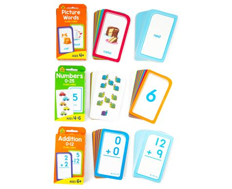Hinkler Flashcards Addition 0 12 hinkler school zone flash cards 3 pack scoopon shopping