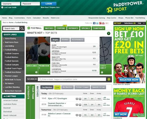 paddy power best odds how to place an accumulator bet on paddy power what acca
