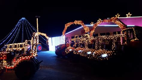 messick s christmas light show raised over 25 000 for