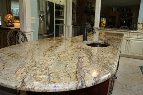 Yellow River Granite Countertops by Yellow River Granite Counter Tops Traditional Kitchen