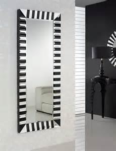 miroirs design bois noir tous les objets de d 233 coration