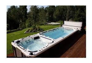 spa de nage pool 21 se zone 5 places d 233 tente