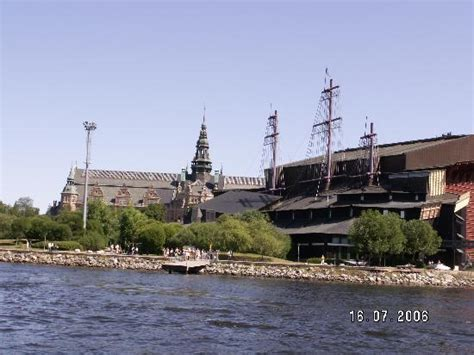 vasa water the vasa museum as seen from the water picture of vasa