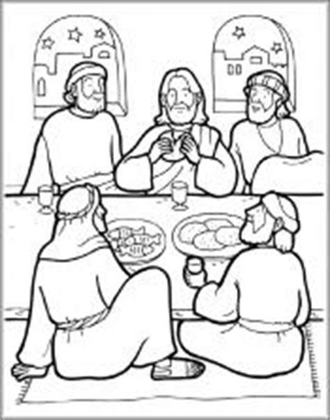 lds coloring pages last supper la instituci 243 n de la eucarist 237 a homeschooling cat 243 lico