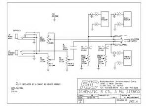 index of inf wiring rickenbacker