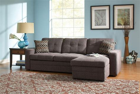 sectional with sleeper orange county chenille fabric