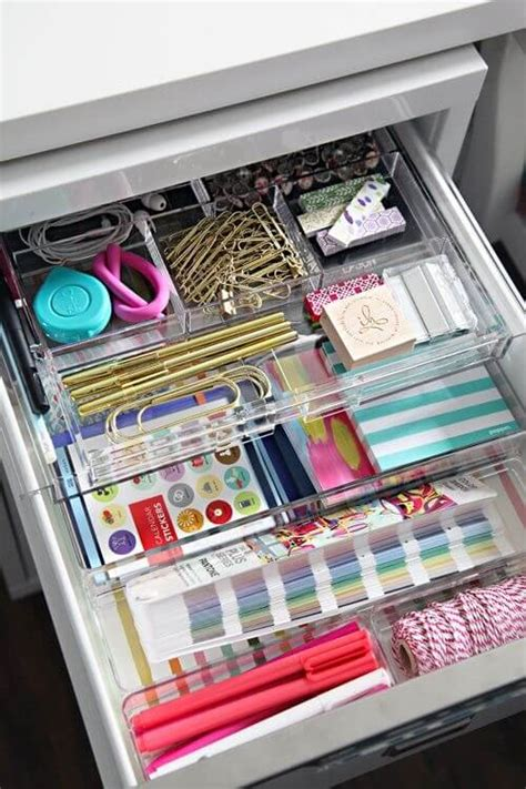 11 Desk Organization Hacks That Will Improve Your Organizing A Desk Without Drawers