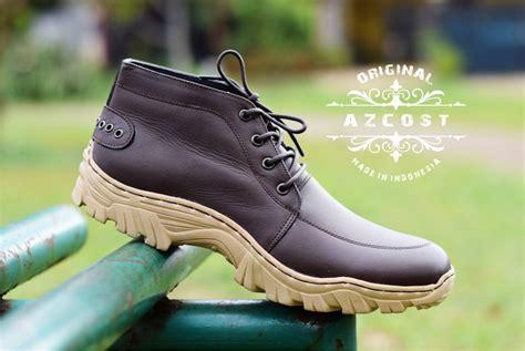 Sepatu Azcost Jakualo Kulit azcost footwear original handmade indonesia