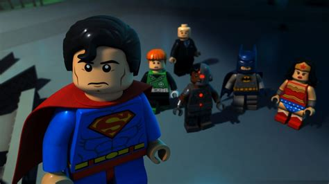 lego movie justice league vs clip entertaining the flash the quot lego dc comics super