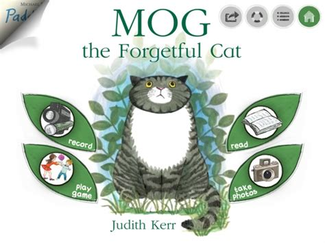 mog the forgetful cat mog the forgetful cat 1 99 storytime apps