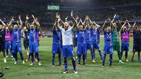 ijsland in achtste finales ek verrassend te sterk voor