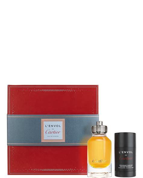 Original Parfum Cartier Lenvol 80ml Edp cartier l envol de cartier gift set 80ml edp 75ml