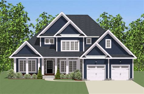 Traditional House Plans With Porches by Plan 46293la Traditional House Plan With Wrap Around