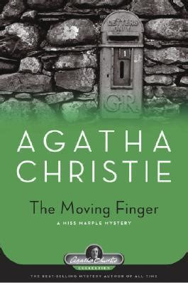 moving finger  marple   agatha christie
