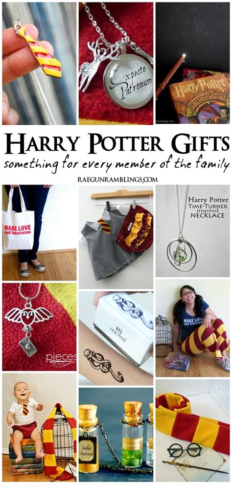gifts for the family harry potter archives rae gun ramblings