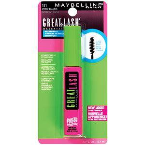 Maybelline Great Lash Waterproof Mascara Expert Review by Maybelline Great Lash Waterproof Mascara Black