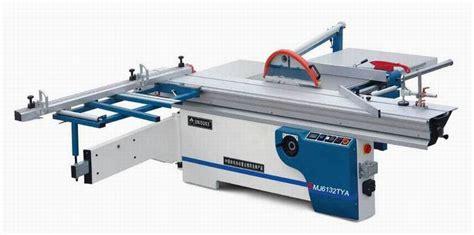 woodworking machinery india china woodworking machinery panel saw smj6132tya china