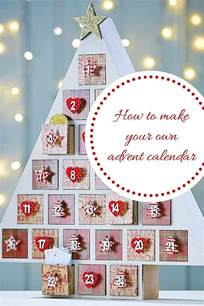 diy christmas advent calendar how to make your own